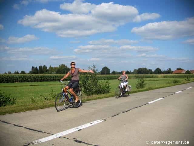 Met de fiets naar Lier