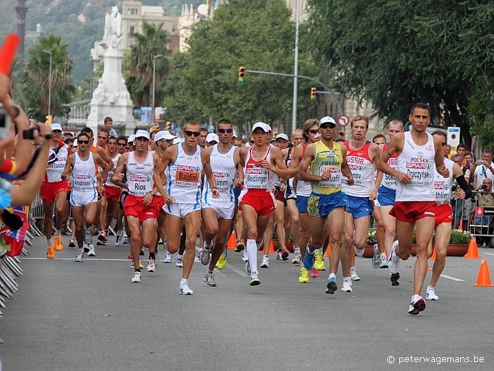EK Atletiek Barcelona (marathon)