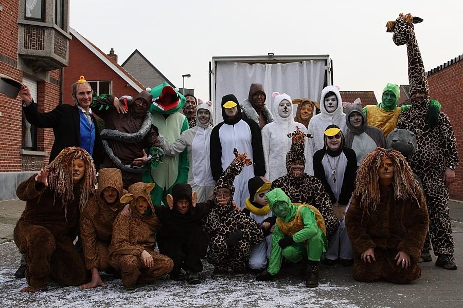 Carnavalstoet 2014 Herenthout