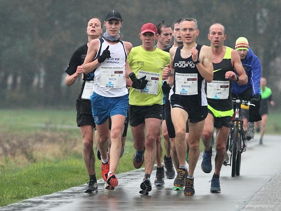 Marathon Kasterlee, winst voor Nick Renders